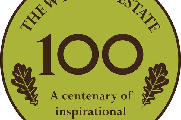 The Wytham Estate 100 Logo