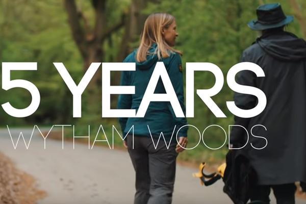 wytham 75 Years