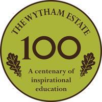 The Wytham Estate 100 Logo